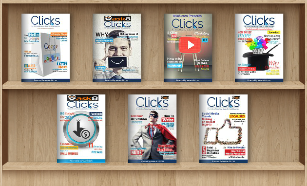Issue Two – Ask8's Online Marketing Strategy Guide For Small Business