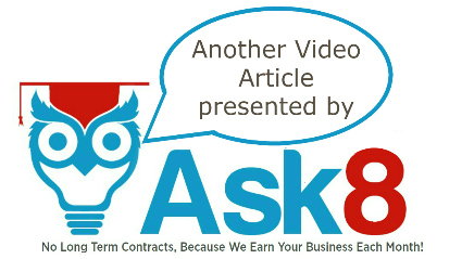 ASK8.com – Internet Marketing Consulting Firm Small Business Solution With Reasonable Rates!